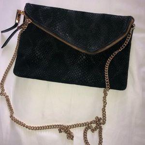 Henri Bendel clutch / chain bag